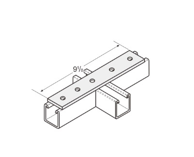 5 Hole Connector Plate  L1009