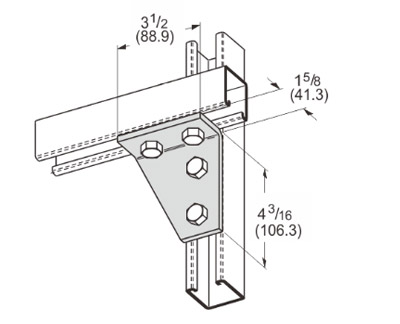 Selection and setting of antivibration bracket