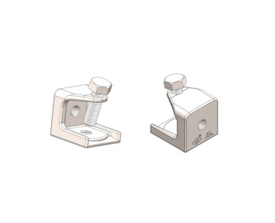 Beam Clamp with 1-1/4 open mount